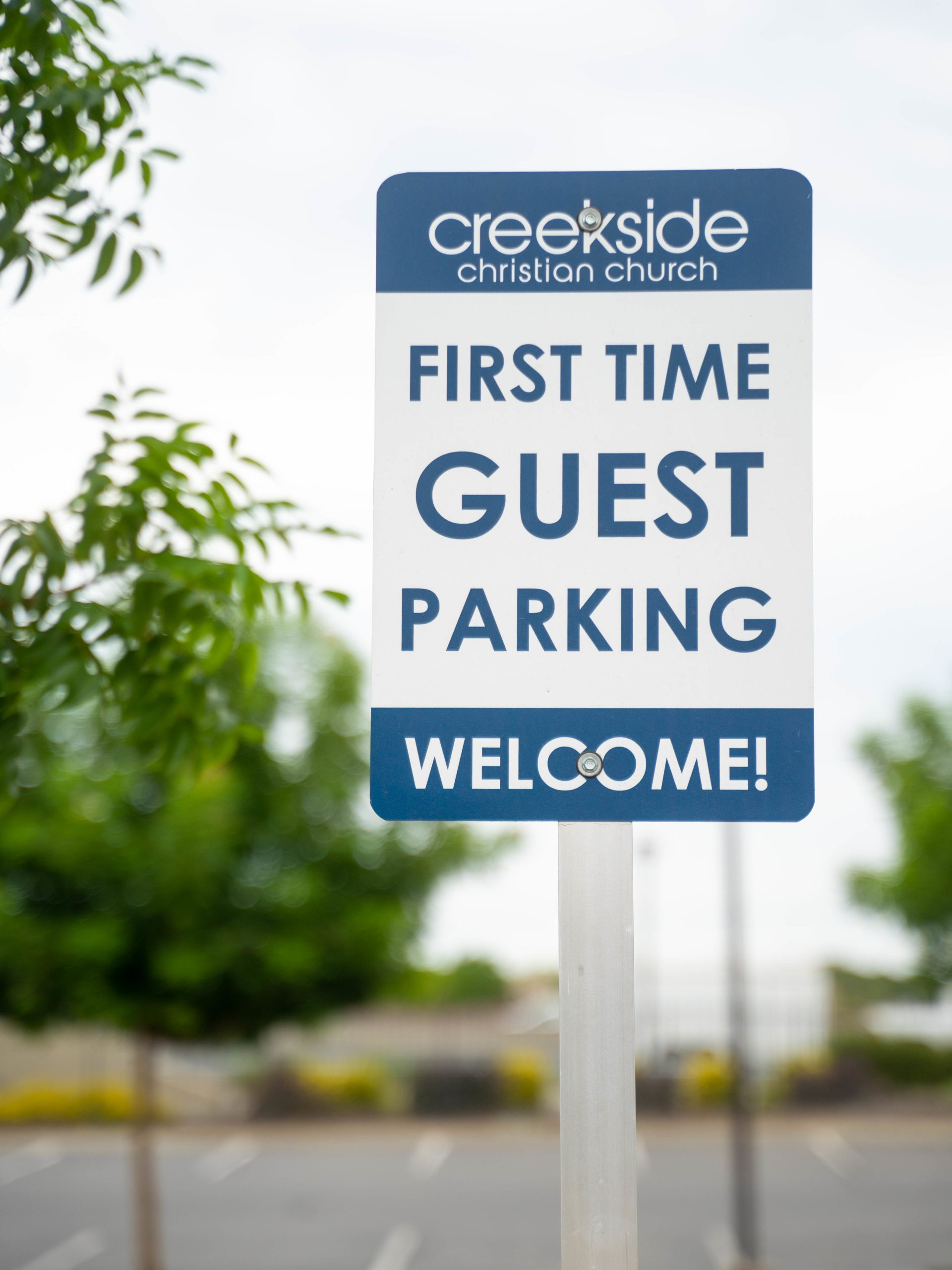 First Time Guest Parking